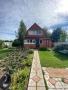 Деревянный дом в центре города Луховицы, общей площадью 36м.Участок 3,6 сотки, огорожен металлическим забором.